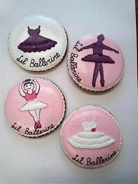 Расписные «Балерины» Image