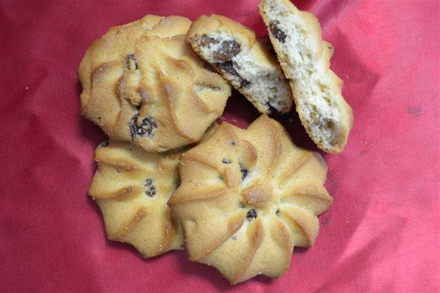 Печенье «С изюмом» Image